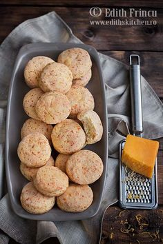 - - Page 2 of 10 Edith's Kitchen, Shortbread, Baby Food Recipes, Cheddar, Food Inspiration, Sausage, Cereal, Deserts, Muffin