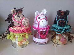 s media cache originals 42 cc 87 - PIPicStats Knit Or Crochet, Crochet Gifts, Crochet Dolls, Crochet Baby, Crochet Jar Covers, Wedding Doll, Baby Food Jars, Crochet Unicorn, Crochet Potholders