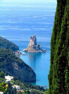 #Corfu ,#Paleokastritsa.