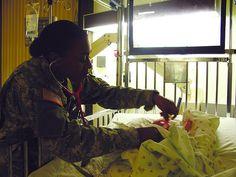 nurses in action | Pediatric Nurses in Action