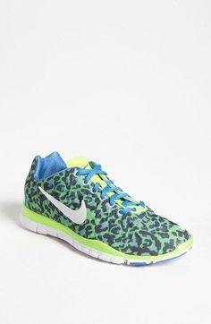 Nike 'Free TR Fit 3 Print' Training Shoe (Women) | Nordstrom