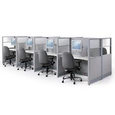 Training center modular workstations