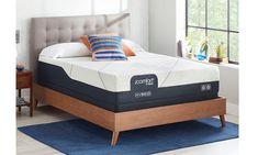 "Serta iComfort® CF2000 Hybrid Firm 12.5"" Mattresses | The Dump Luxe Furniture Outlet Luxury Furniture Brands, Furniture Outlet, Mattresses, California King, Comfortable Fashion, Carbon Fiber, Memory Foam, Bed, Design"