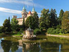 Bojnice Castle, Slovakia.
