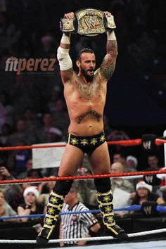 WWE Wrestler CM Punk Gets A Restraining Order Against His Mother! http://perez.ly/14EJ8iX