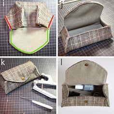 Kreativ oder Primitiv?: Mini-Bag Nähanleitung