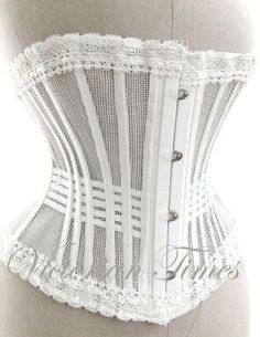 Sexy Corset, Underbust Corset, Vintage Underwear, Vintage Lingerie, Victorian Costume, Victorian Corset, Underwear Pattern, Bustle Dress, Corset Pattern