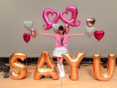 Sayumi Michishige Celebrates Final Birthday as Member of Morning Musume '14