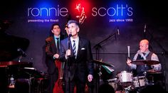 Curtis Stigers swinging and sublime at Ronnie Scott's