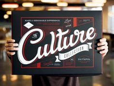 The Culture Collection Box