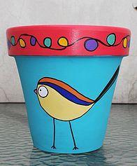 MACETAS PINTADAS A MANO, BARRO, MACETAS, REGALOS, FLORES, MAMA, 1O DE MAYO,, MACETAS PINTADAS, JARDIN, DECORACION, AMISTAD, SOUVENIRS, ARTESANIA, ARTESANIAS, Flower Pot Art, Small Flower Pots, Flower Pot Design, Flower Pot Crafts, Clay Pot Crafts, Rock Crafts, Painted Plant Pots, Painted Flower Pots, Decorated Flower Pots