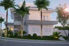 Residência JLC - Quinta Ranieri Green on Behance