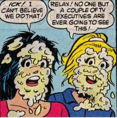 "7 Likes, 2 Comments - One Lonely Comic Book Panel (@onelonelycomicbookpanel) on Instagram: ""#savage #ArchieComics #Betty #Veronica #BigBreak #Funny #outofcontext #comicbook #panel #Wtf…"""