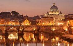 Imagem da italia a noite