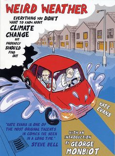 Learn about climate change: reading list
