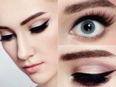 como hacer cat eyes | ActitudFEM