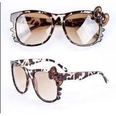 Hello Kitty sunglasses -- Addison would look adorable!