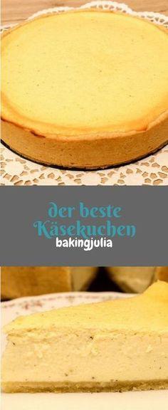 Käsekuchen Familienrezept Backen Rezept Käse Sahne Kuchen Torte Einfach Schnell Cremig