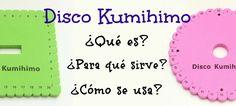 Disco Kumihimo – qué es, cómo usarlo + tutorial pulsera