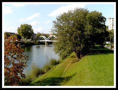 le pont blanc