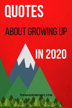Growing up can be hard, it's even harder now that 2020 has been such a gong show. You've got to check out the top quotes about growing up in 2020. #2020 #quotes #quotesaboutlife #lifequotes #growingup Top Quotes, Best Quotes, Life Quotes, Growing Up Quotes, College Survival, Great Life, Simple Life Hacks, Business Quotes, Life Lessons