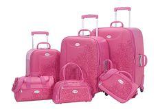 I have to this.... Image detail for -Primicia lança a primeira coleção de malas de viagem Barbie ...