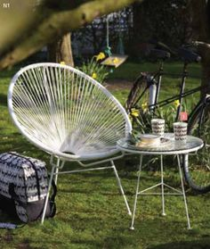 A Round-Up of 20 of the Best Outdoor Chairs