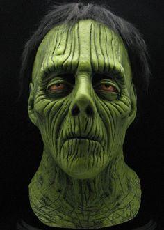 HALLOWEEN MASKS TO DIE FOR!!  Radioactive Zombie Halloween Mask JM101 $53.95