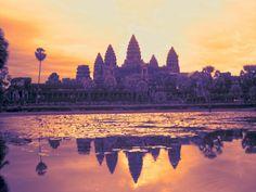 Ang Kor Wat, Cambodia