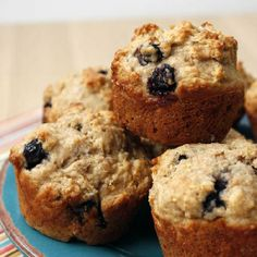 Banana Blueberry Muffins.#food.