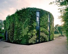 World tour of living walls - Brussels