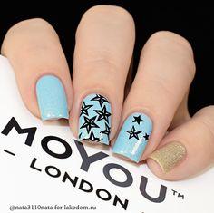 Пластина для стемпинга MoYou London Punk 04 - купить с доставкой по Москве, CПб и всей России.