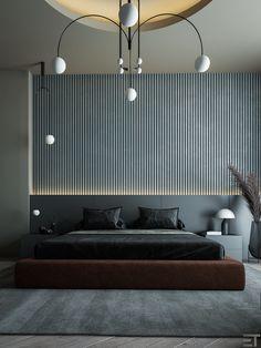 Luxury Bedroom Furniture, Modern Bedroom Decor, Furniture Design, Design Your Home, House Design, Adobe Photoshop, Round Beds, Bedroom Bed Design, Interior Concept