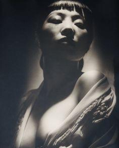 George Hurrell,  Anna May Wong