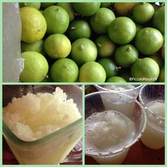 Icee Limón - ice, lemon juice, sugar and water Juice, Lemon, Sugar, Fruit, Water, Dishes, Gripe Water, Juices, Juicing