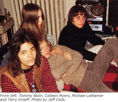 American Standard Band was formed in Denver ,Colorado 1967... Jeff Cook :Vocals. Tommy Bolin : Guitar