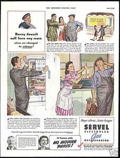 60 Best Retro Vintage Appliance Advertisements Images