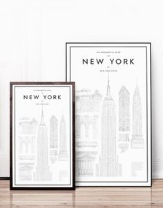 Monumental Guide to New York.