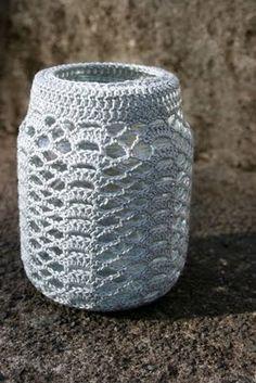 Jar cozy (lots of inspiring designs)