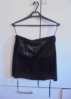 Kup mój przedmiot na #vintedpl http://www.vinted.pl/damska-odziez/spodnice/9976660-skorzana-spodnica-wiazana-z-przodu