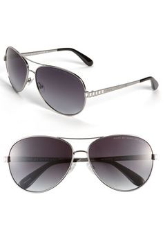 MARC BY MARC JACOBS Aviator Sunglasses | Nordstrom