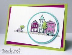 In the City Host Set, Stampin' Up!