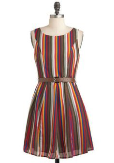 Harvest Carnival Dress, pair it with a yellow cardigan and an accenting colour heel.