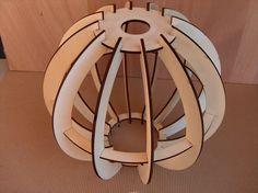 Cardbord lamp