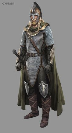 Lord of the Rings Characters By: Wesley Burt