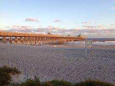 Folly Beach-South Carolina