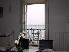Appartamento per vacanza con splendida vista mare, Ortigia, Siracusa - soggiorno