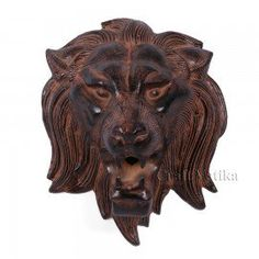 Lion wall Hanging front