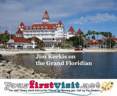 Jim Korkis on Disney's Grand Floridian Resort from yourfirstvisit.net | If you're considering a stay in this deluxe Disney World Resort (or simply wondered about its elegant background and details), then you'll definitely want to read this!