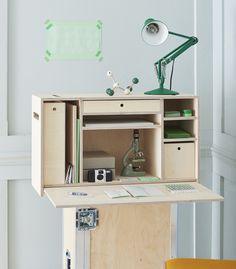 study on the go with the portable research lab by baines & fricker